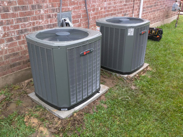 air conditioner repair forney