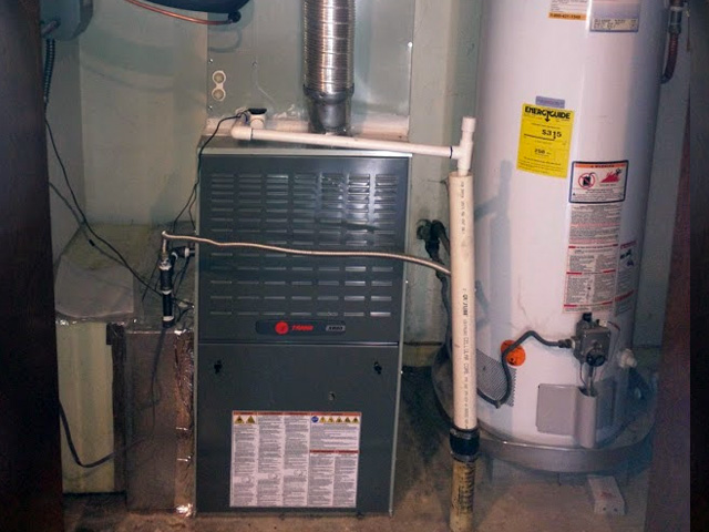 heater repair forney