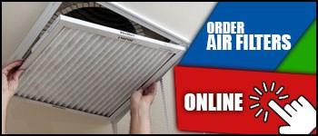 Order Air Filters Online!
