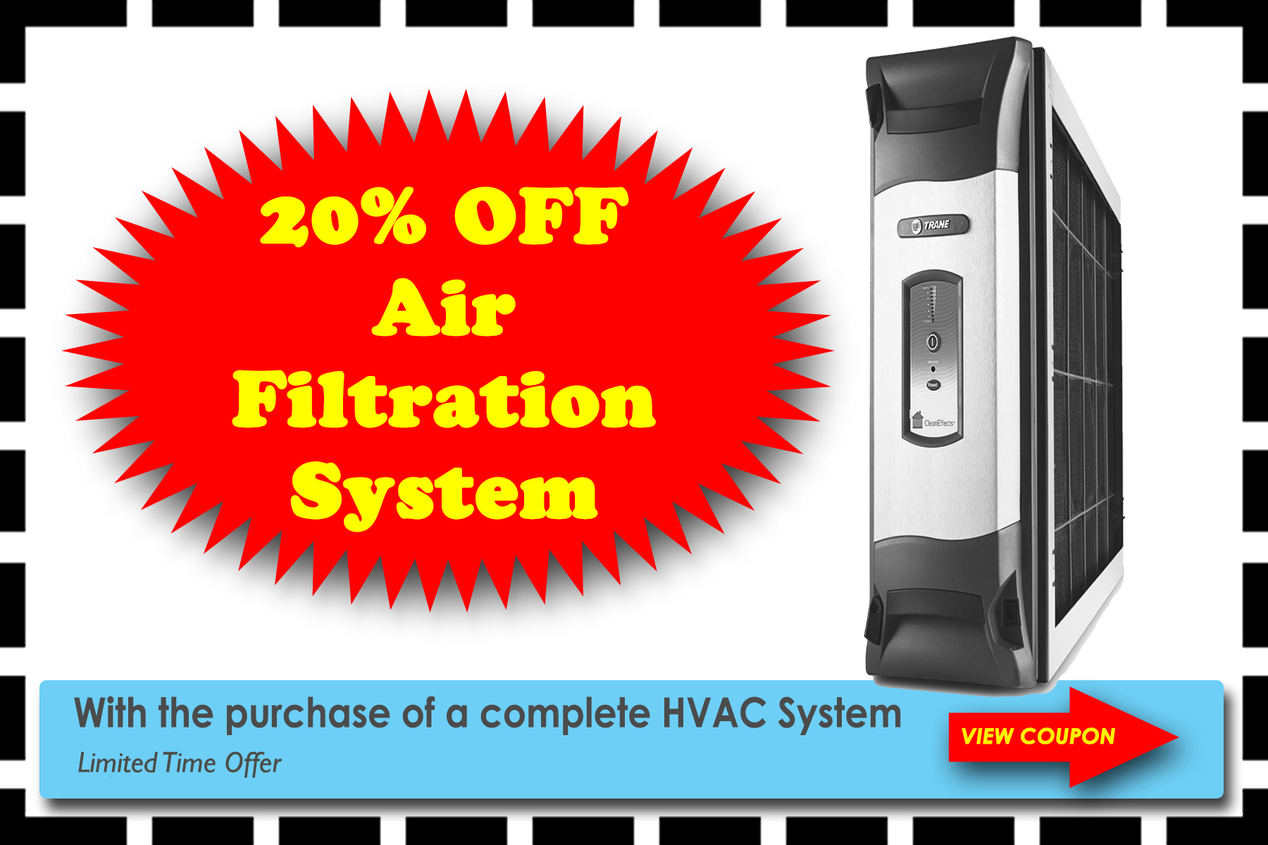 Air Filtration Discount