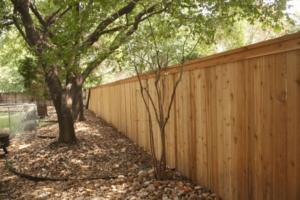 Dallas Fence Company Cedar Xtreme Air Service 15