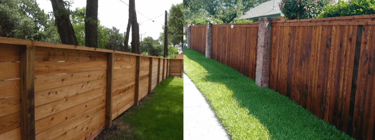 Dallas Fence Company Xtreme Air Services Slidfer 8