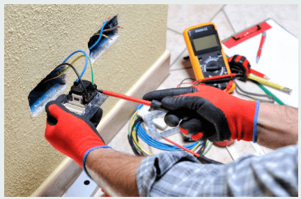 Dallas electrician Electrical Outlet Wiring v5