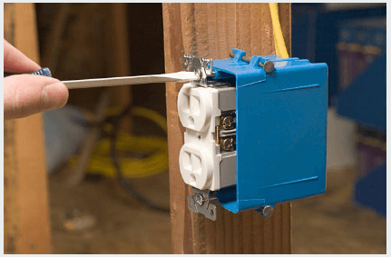 Dallas electrician Electrical Outlet Wiring v7