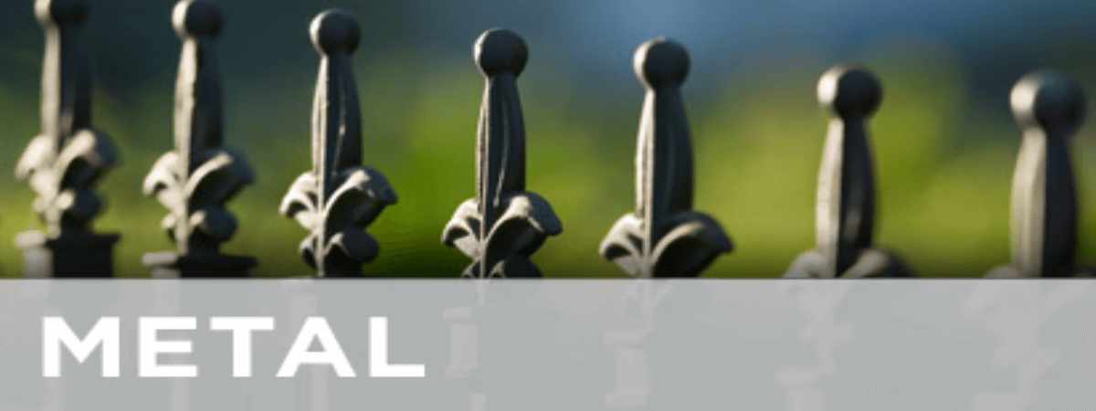 Wrought iron fence xtreme air services