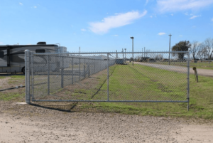 chain link fence dallas xtreme air services 10