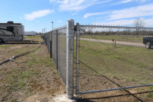 chain link fence dallas xtreme air services 11
