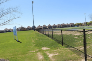 chain link fence dallas xtreme air services 12