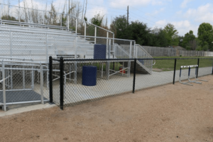 chain link fence dallas xtreme air services 4