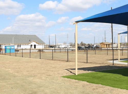 chain link fence dallas xtreme air services 7