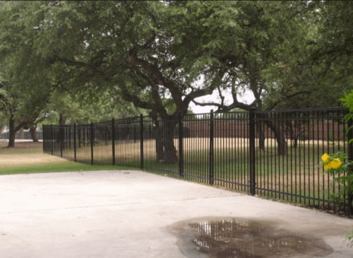 wrought iron fence repair dallas xtreme air services 2