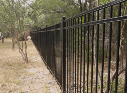 wrought iron fence repair dallas xtreme air services 4