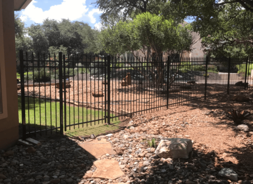 wrought iron fence repair dallas xtreme air services 5