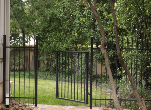 wrought iron fence repair dallas xtreme air services 7