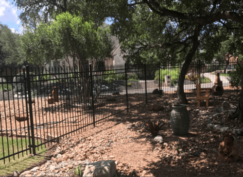 wrought iron fence repair dallas xtreme air services 8