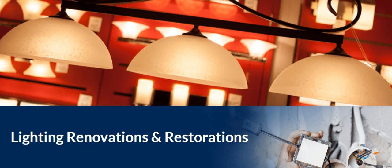 Lighting Renovations 1280x550