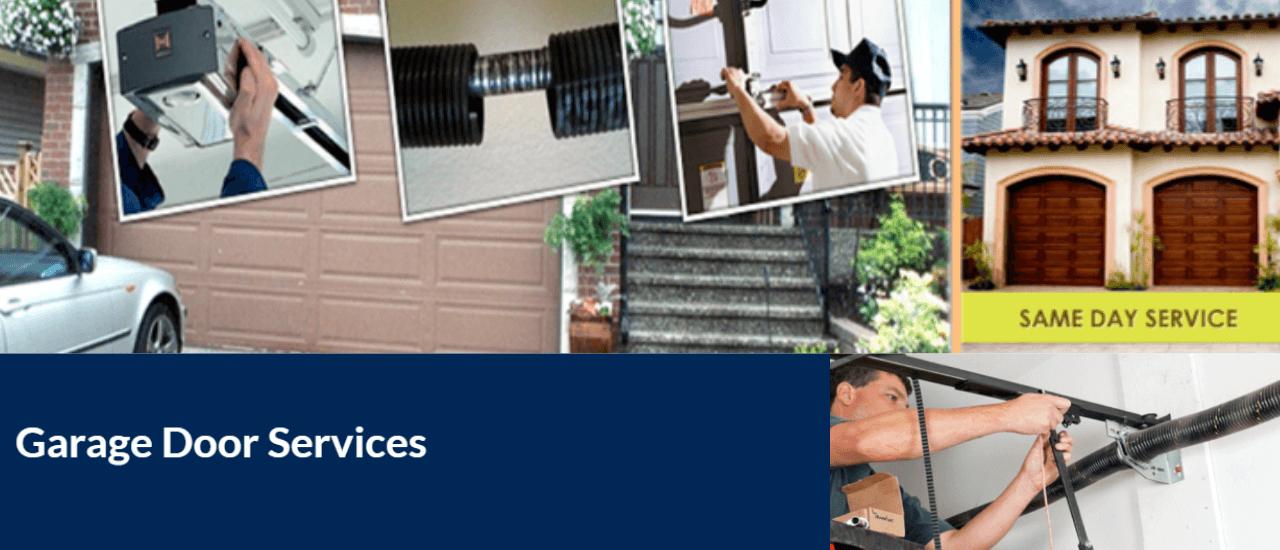 Garage Door Services Dallas
