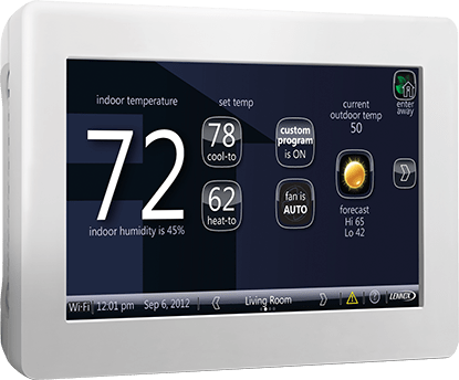 Lennox iComfort Wi-fi Thermostat